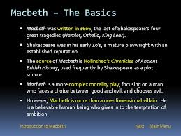 Blind Ambition In Macbeth Viewing This Presentation Ppt Video Online Download