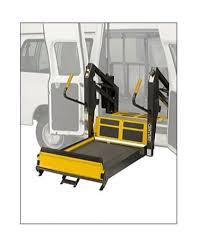 braun century 2 series wheelchair lifts