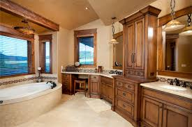 western bathroom designs ranch style homes transitional bathroom other metro by western