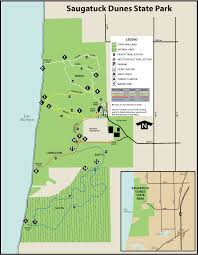 Map Of Holland Michigan by Saugatuck Dunes State Parkmaps U0026 Area Guide Shoreline Visitors Guide