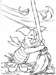 autumn coloring pages winnie pooh fall coloring pages 02