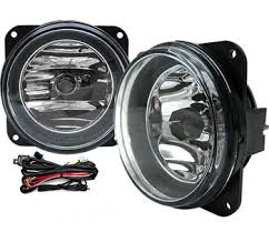 2003 04 mustang cobra fog light bezel kit 03 04 mustang cobra ultra fog lights chrome clear pair