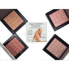 the makeup light pro discount benefit cosmetics meet matte trimony highlighter makeup eyeshadow