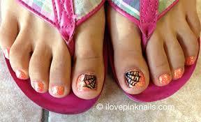 10 unique halloween toe nail art designs ideas trends u0026 stickers