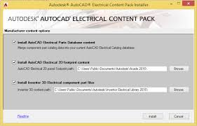 autocad electrical autodesk inventor