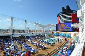 dangerous disney cruise ship swimming pool thoughts from a
