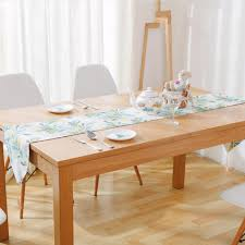 online shop 1pc high quality double layer linen table runners