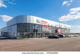 toyota dealer japan samara russia may 11 2015 office stock photo 278016992 shutterstock