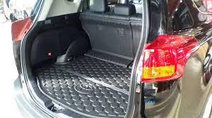 size of toyota rav4 cargo capacity in the 2013 toyota rav4