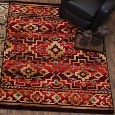 southwest rugs crimson trails rug collection lone star western decor