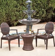 Patio Chair And Ottoman Set Furniture Inexpensive Craigslist Patio Furniture For Patio