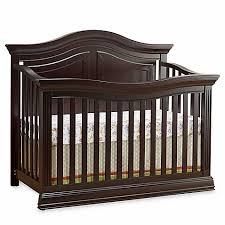 Sorelle Mini Crib Sorelle Providence 4 In 1 Convertible Crib In Espresso