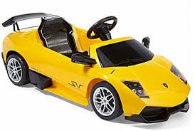 lamborghini murcielago ride on car jcpenney kid s ride on lamborghini murcielago for 50