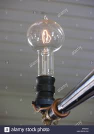 thomas edison light bulb stock photos u0026 thomas edison light bulb