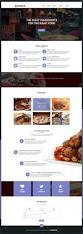 food templates free download rosebud one page template free download free html5 templates rosebud one page template free download