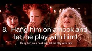 every hocus pocus quote you u0027ll need for halloween youtube