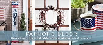 4th of July Decorations & Patriotic Decor