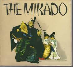 What Is Curtain Raiser The Mikado A Curtain Raiser Book W S Gilbert Arthur Sullivan