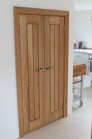 Bifold Kitchen Cabinet Doors Solid Oak Mexicano Doors Converted Into Kitchen Cupboard Doors