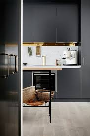 how to clean black laminate kitchen cabinets 21 black kitchen cabinet ideas black cabinetry and cupboards