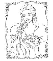 à imprimer personnages célèbres walt disney cendrillon numéro