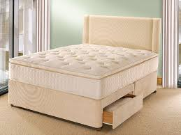 Divan Decoration Ideas by Bedroom Kaymed Opulence Pillowtop Divan Design For Modern Bedroom