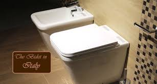 Why Have A Bidet The Bidet In Italy