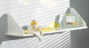 étagère chambre bébé etagere murale chambre enfant etagere murale coloris chene sonoma