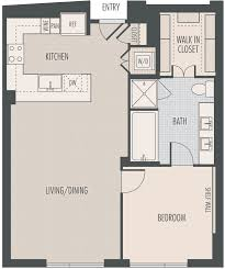 houston high rise apartments floor plans at the southmore celebrate