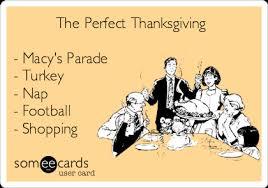 thanksgiving dreadmill diaries