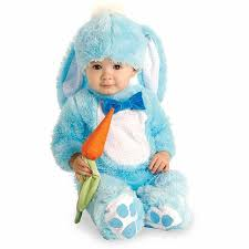 Boy Infant Halloween Costumes Blue Bunny Infant Halloween Costume Walmart