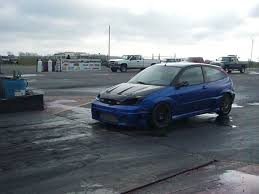 2000 ford focus zx3 2000 ford focus zx3 turbo 1 4 mile drag racing timeslip specs 0 60