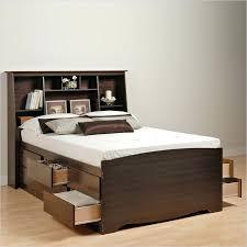 Free Standing Headboard Bookcase Marbella King Headboard Storage Bed Grendel Queen Size