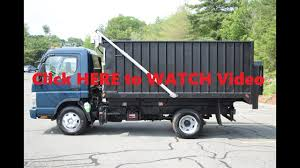 mitsubishi fuso dump truck 2010 mitsubishi fuso dump truck diesel youtube