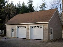 Garage Planning by 2 Car Detached Garage Kits Material U2014 The Better Garages