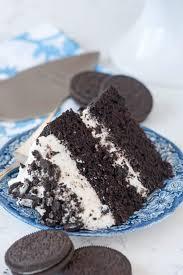 Cake Extreme Cookies U0027n Cream Oreo Cake Crazy For Crust