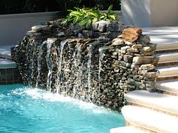 Lighted Water Fountains Outdoor by Outdoor Lighted Water Fountains Backyard Water Features Can