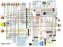 wiring diagram cb550 diagram cb550 and honda