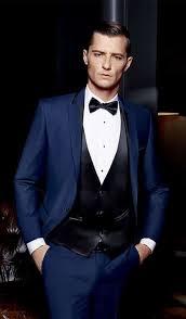costume bleu mariage costume david bleu l empire du marié