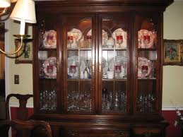 Display Dishes In China Cabinet 20 Best China Cabinet Arrangements Images On Pinterest China