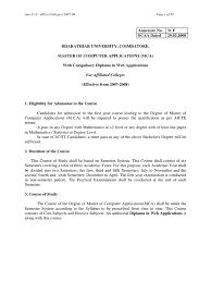 mca full syllabus c databases