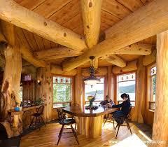 Slokana Log Home Log Cabin 686 Best Log Homes U0026 Cabins Images On Pinterest Log Cabins