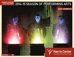 harris center for the arts at folsom lake college 2014 15 season
