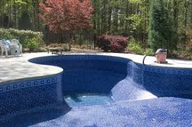 5 step inground pool liner installation intheswim pool blog