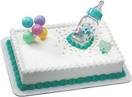 baby shower cake decorations easy baby shower cakes for boys easy baby bottle shower cake