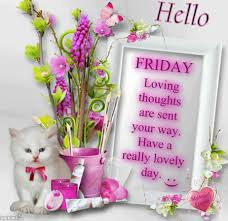 wishing you happy friday and wonderful weekend daily