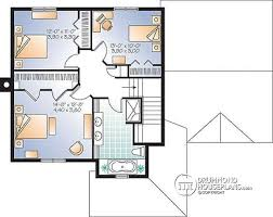 house plan w2783 v2 detail from drummondhouseplans com
