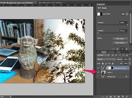 how to create a gradual fade in photoshop techwalla com