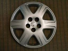 toyota corolla 2006 hubcap buy 2005 2006 2007 2008 toyota corolla le hubcap wheel cover 42621