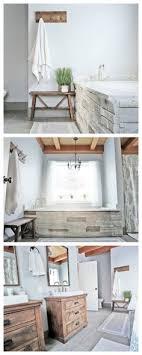 rustic modern farmhouse bath tour relax unwind renew rustic sign bathroom bath ad relax renew